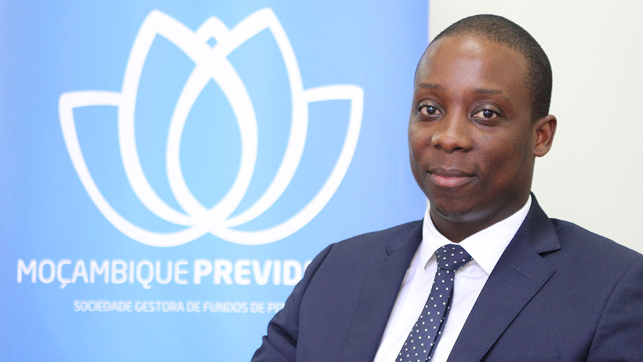 Aldo Tembe, CEO of Moçambique Previdente