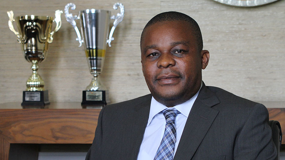 Paulo Mata, Port Authority Director of the Port of Maputo