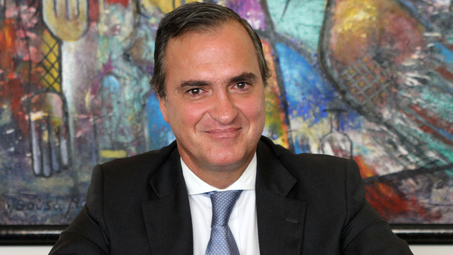 José Reino da Costa, Vice-Chairman and CEO of Millennium bim