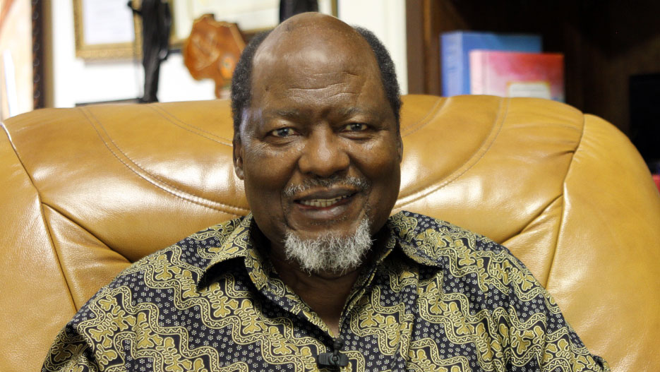 Joaquim Alberto Chissano, former President of the Republic of Mozambique