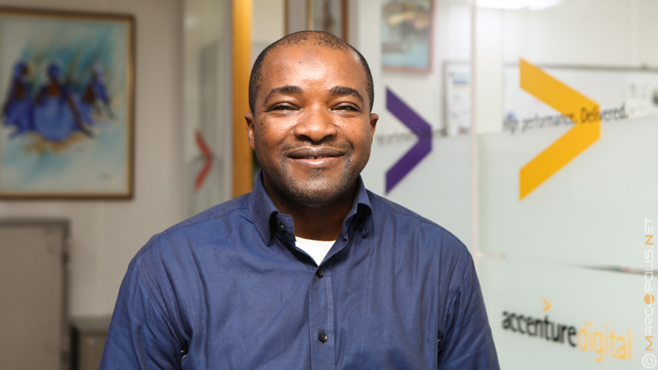 Niyi Yusuf, Senior Director of Accenture Nigeria