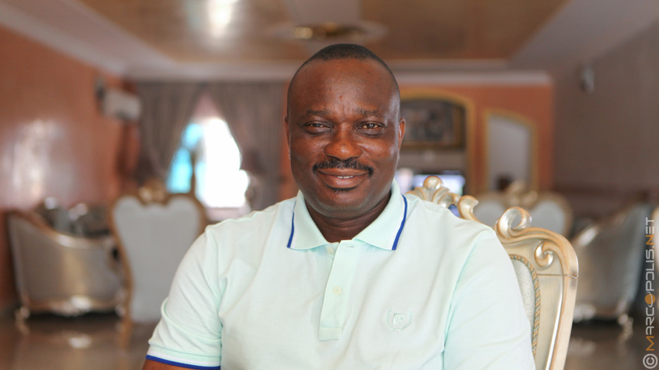 Otunba Benson Akingboye, Executive Chairman of Benshore Maritime Services