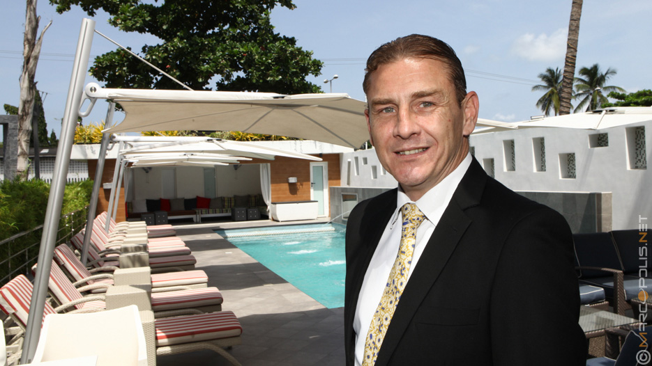 Anthony Shishler, Managing Director of Fahrenheit Hospitality