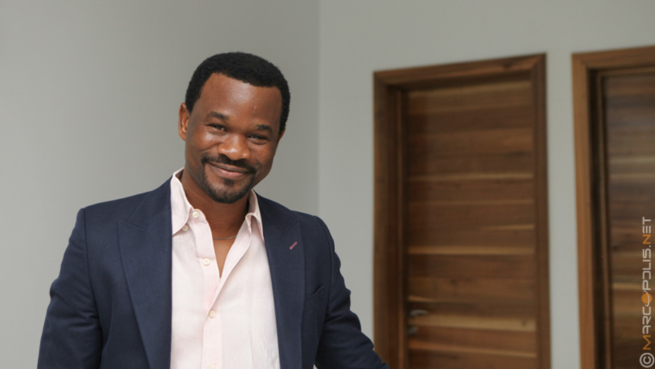 Richard Nyong, CEO of Lekki Gardens