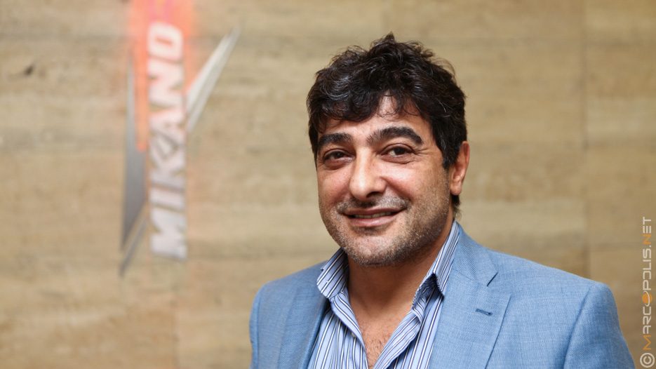 Mofid Karameh, CEO of Mikano International