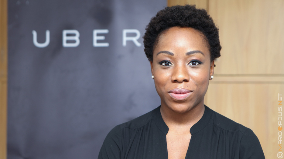Ebi Atawodi, General Manager of Uber Nigeria