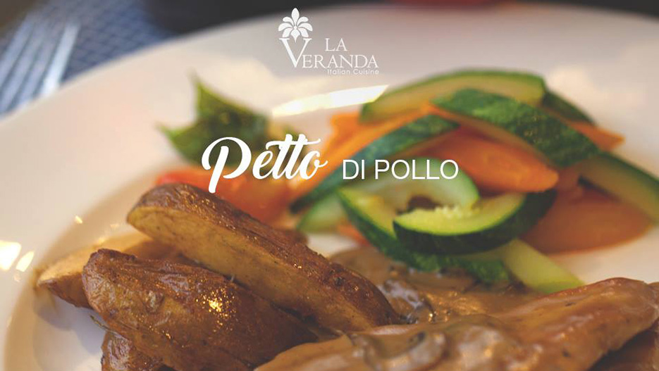 La Veranda, an Italian Restaurant in Victoria Island – Lagos, Ideal for Business Lunches