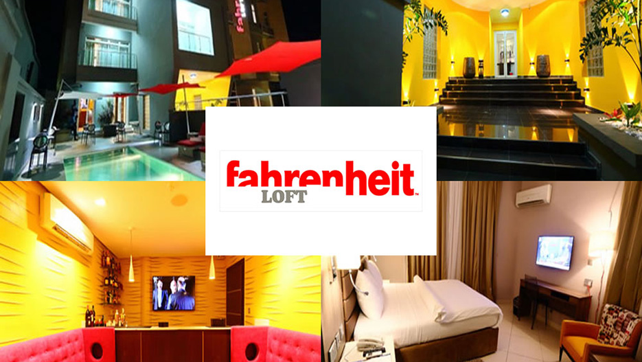 "About Fahrenheit Loft Hotel in Lagos, a ""Quieter"" Version of Maison Fahrenheit"
