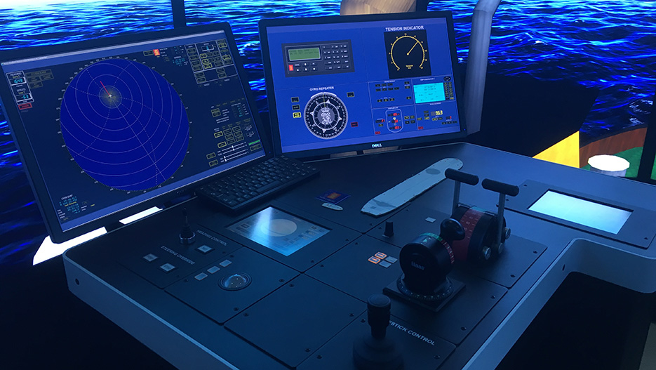 PEM OFFSHORE Training Centre: Overview of Simulators and Equipment