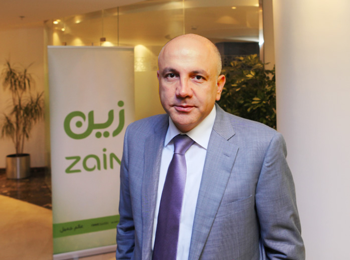 Hassan Kabbani, CEO of Zain KSA