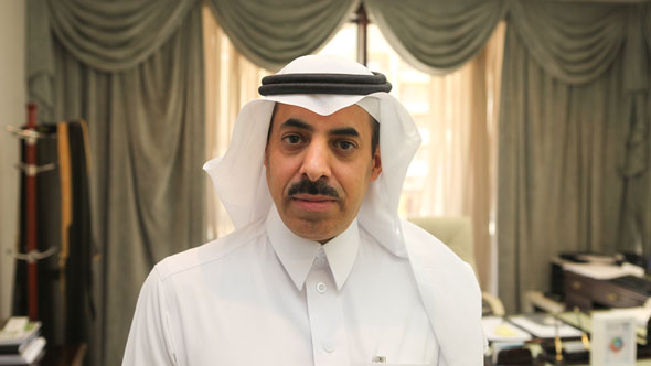 Dr. Mohammed H. Al Kathiri, Secretary-General of Riyadh Chamber of Commerce and Industry