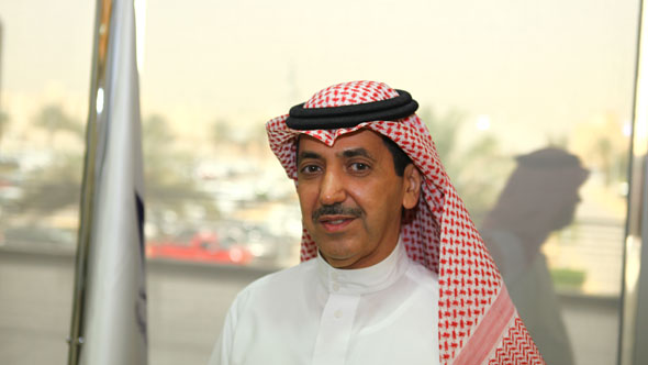 Abdullah Alomran, CEO of Riyadh International Convention and Exhibition Centre (RICEC)