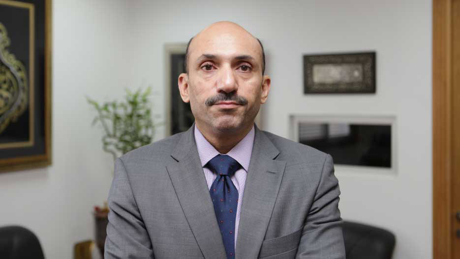 Emad K. Mukhalalaty, Managing Director of Altaaqa
