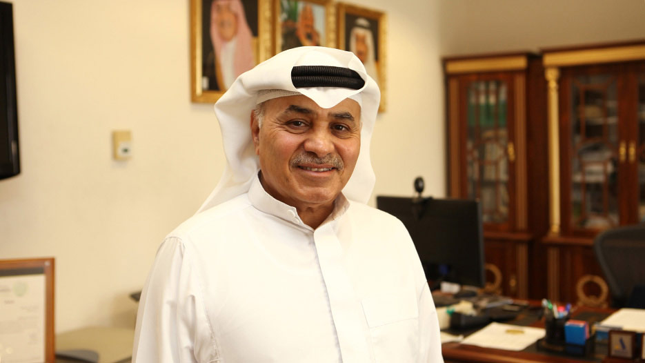 Eng. Hashem R. Jamalallail, General Manager of  Arabasco