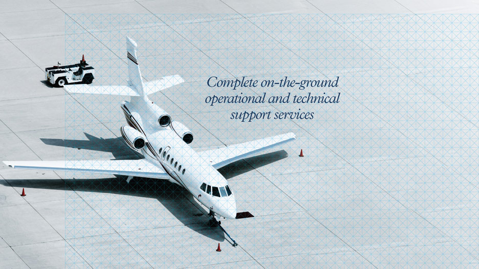 On the ground operational and technical suport services