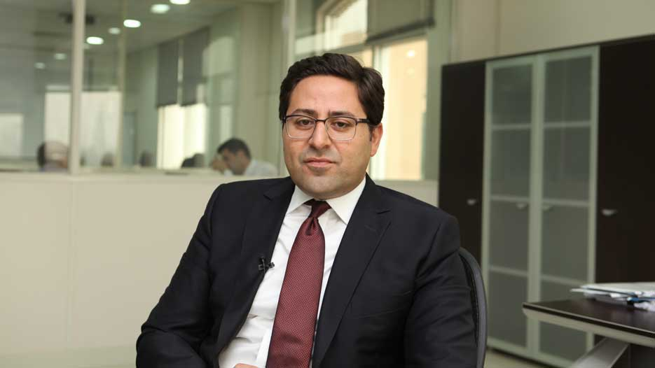 Yehia El Azabi, CEO of Astrachem