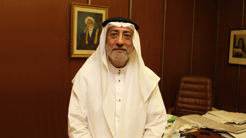 Abdullah S. Binzagr, President of Binzagr Group