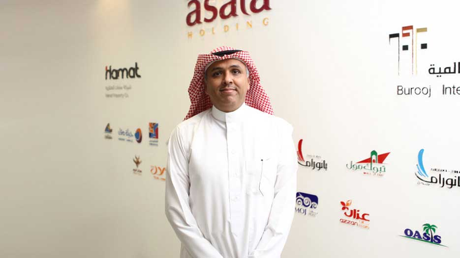 Khalid A. Al-Sehaibany, General Manager of Hamat Properties