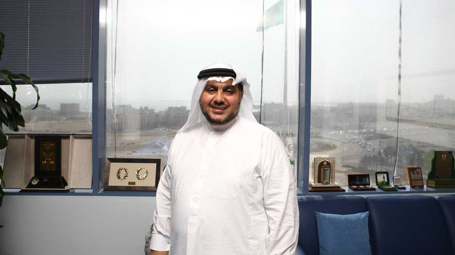Mazen M. Batterjee, Vice President of Jeddah Chamber of Commerce and Industry