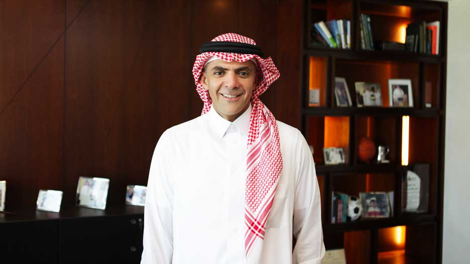 Loay H. Nazer, Chairman of Nazer Group and Chairman of Bupa Arabia