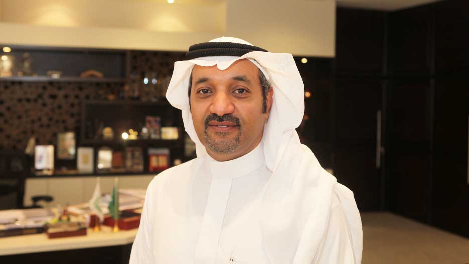 Dr. Bader Ibrahim Ibn Saedan, General Manager of Al Saedan Real Estate