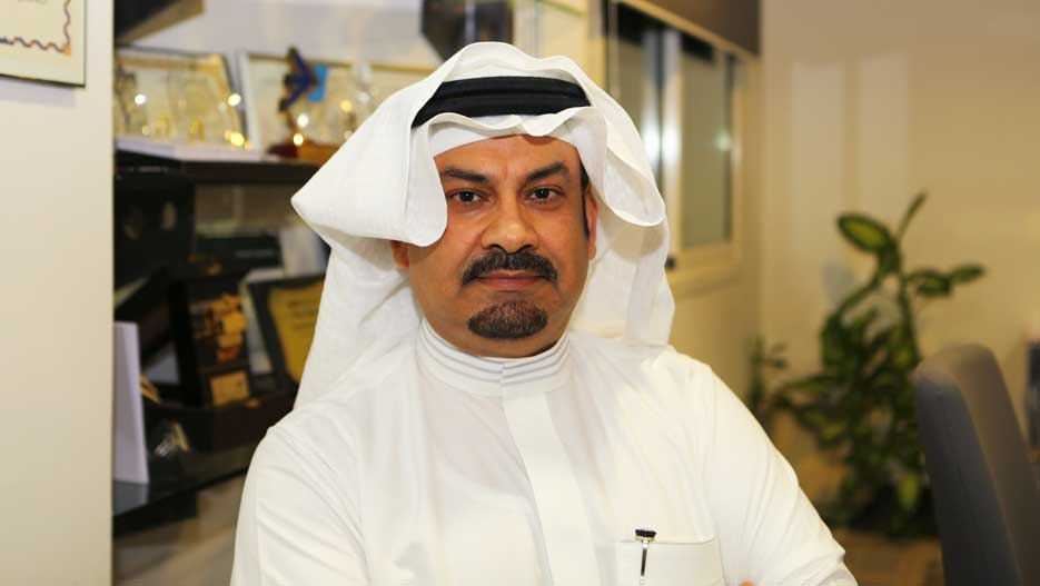 Dr. Ahmed Sindi, General Manager of SATCO