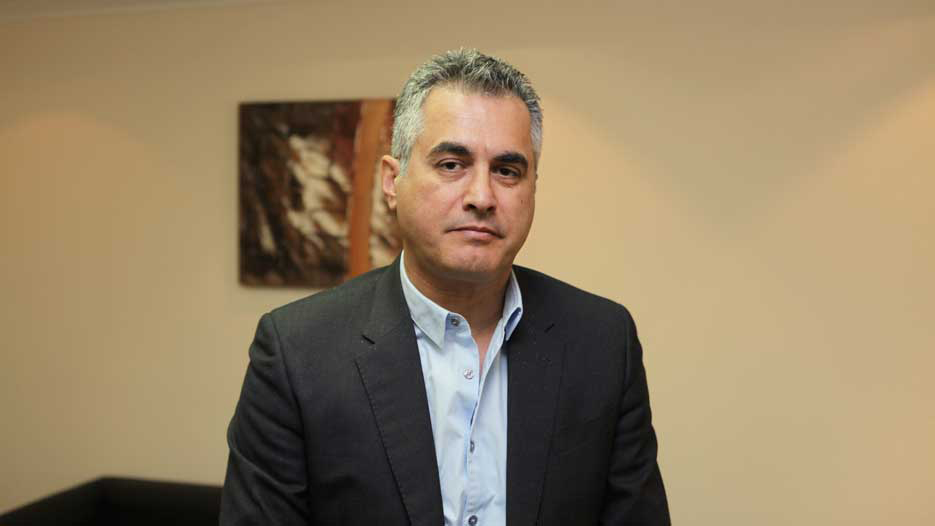 Nizar Kammourie, General Manager of Sawaco Water Desalination