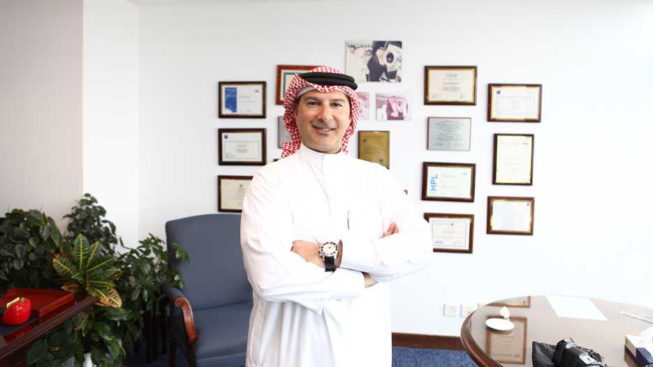 Anees Ahmed Moumina, CEO of SEDCO Holding