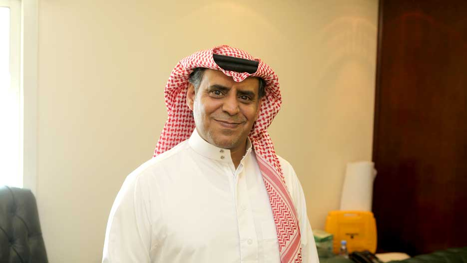 Ashiq Al-Ajmi, Vice President of Saudi Environmental Services