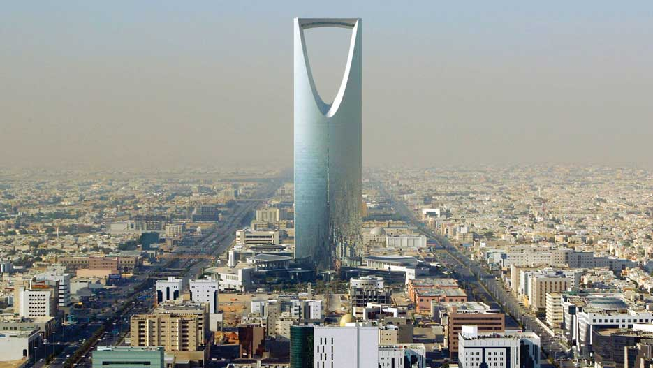 Riyadh, located in the center of the kingdom and surrounded by deserts and mountains, is the biggest city in Saudi Arabia
