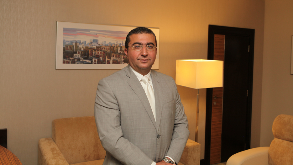 Hossam H. Al Gendy, General Manager of Holiday Inn — Jeddah Al-Salam