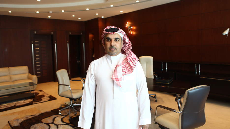 Abdullatif al Abdullatif, CEO of Al Abdullatif Industrial Investment Company