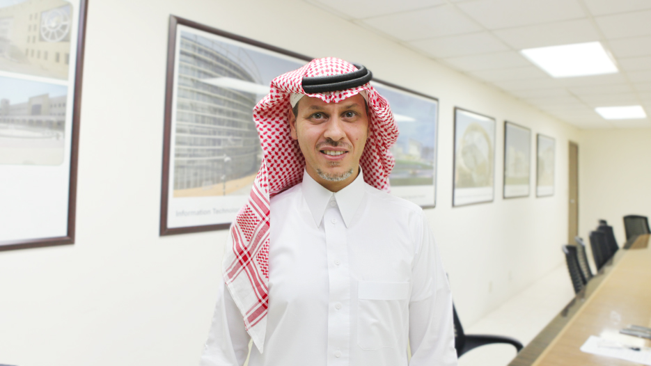 Fakher A. Al-Shawaf, General Manager of Al Bawani