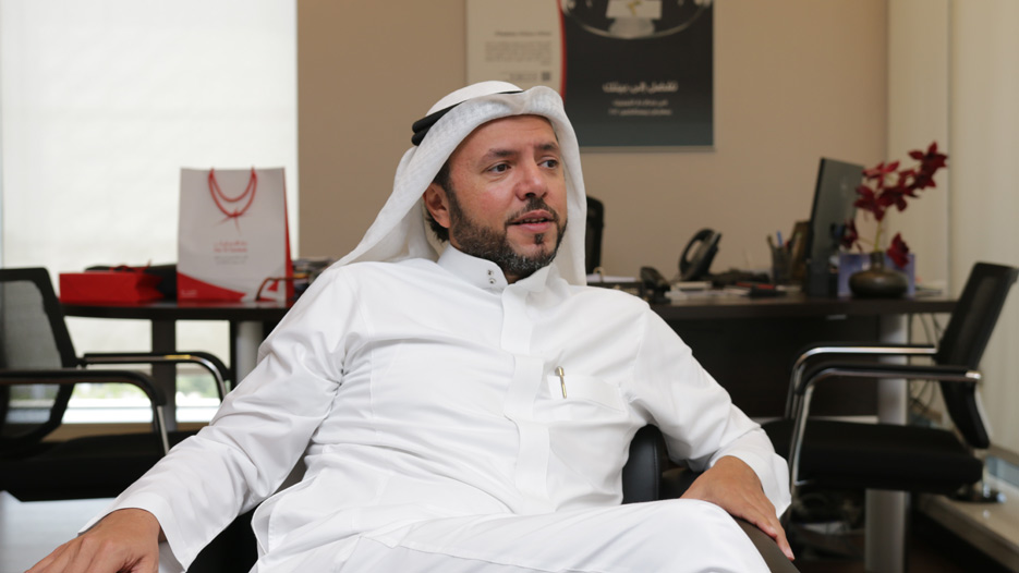 Yasser Abu Ateek, CEO of Dar Al Tamleek