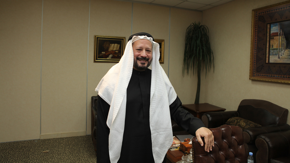 Ahmad Y. Alkhiary, CEO of ITS2