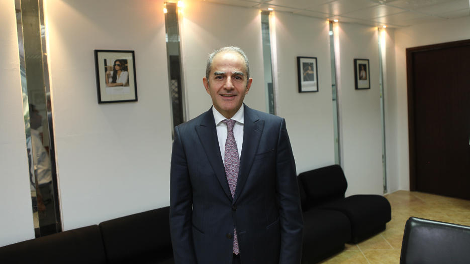 Selim Chidiac, CEO of L'Azurde