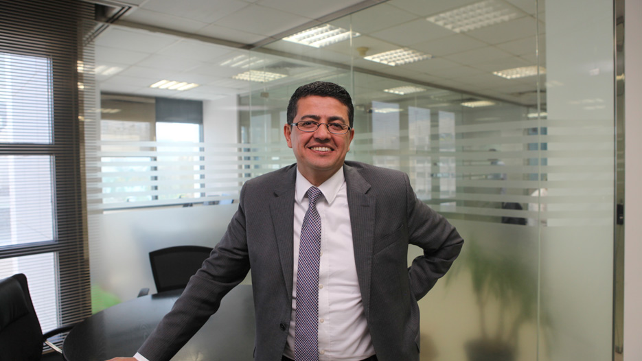 Amjad A. Hafez, CEO of Nournet