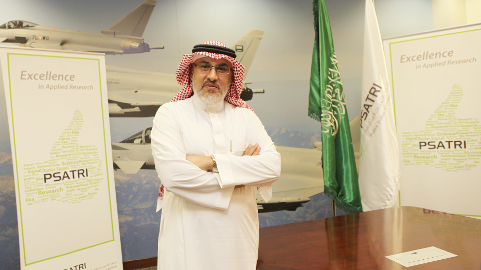 Sami Alhumaidi, Managing Director of PSATRI