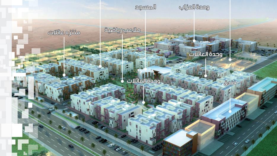 Al Saedan leads Saudi real estate sector in compounds