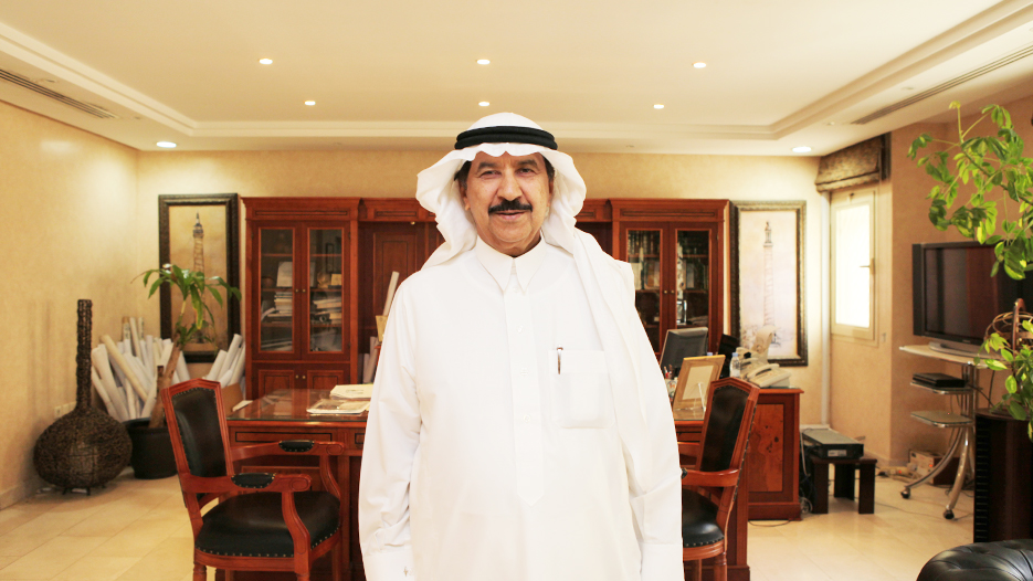 Hamad A. Al Showair, Managing Director of Hamad Al-Showair Group