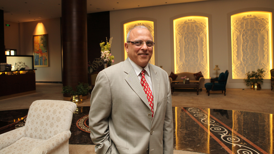 Cherif Ali, General Manager of Tiara Hotel
