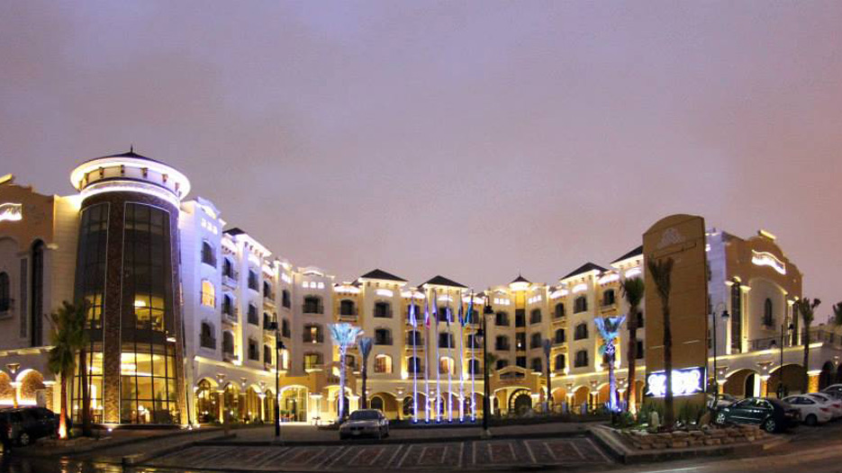 best hotel in riyadh