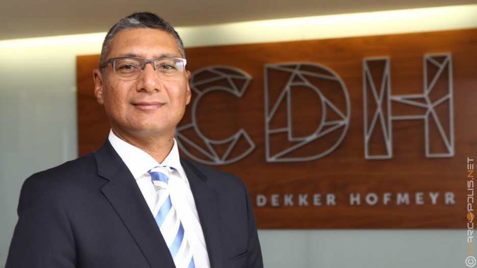 Gasant Orrie, Cape Managing Partner at Cliffe Dekker Hofmeyr