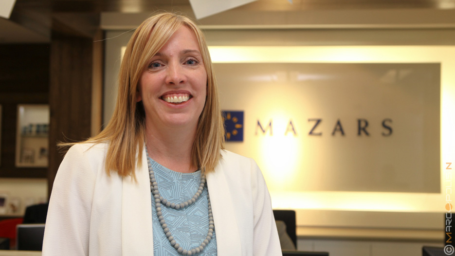 Michelle Olckers, Managing Partner of Mazars