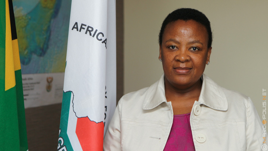 Lindiwe Mekwe, Acting CEO & GM of Regulation Division at Petroleum Agency SA