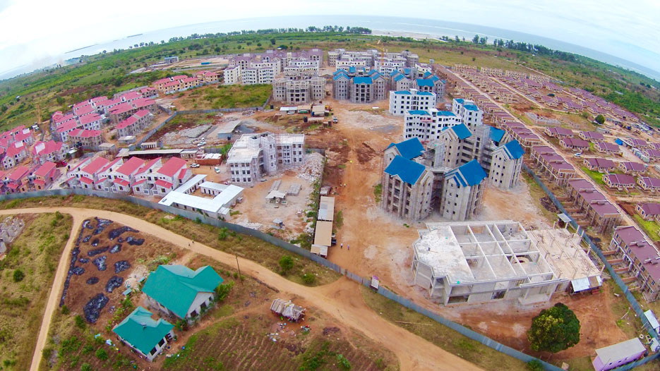Advent Construction is one of Tanzania's largest and most recognized construction companies
