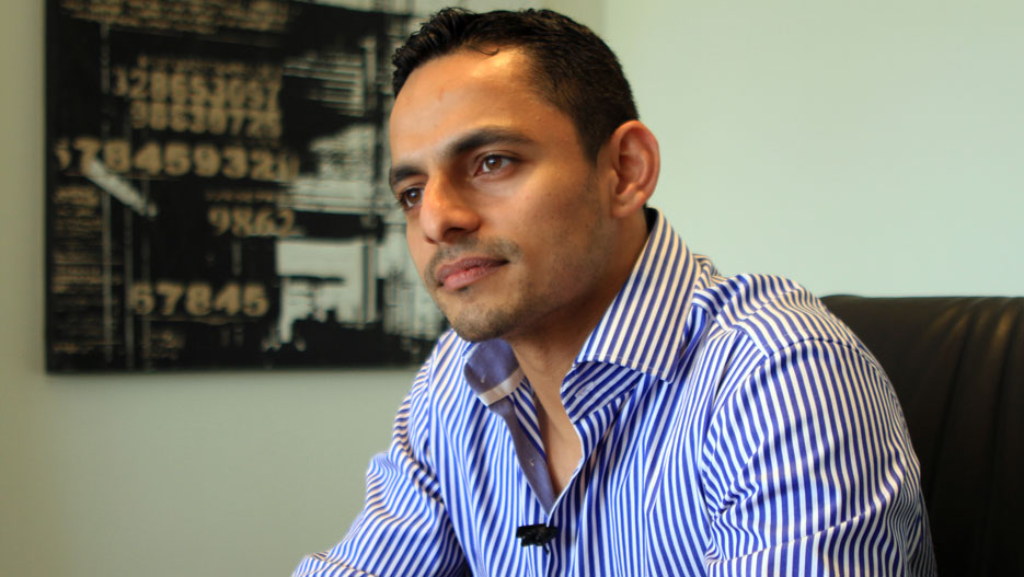 Dhruv Jog, Director of Advent Construction