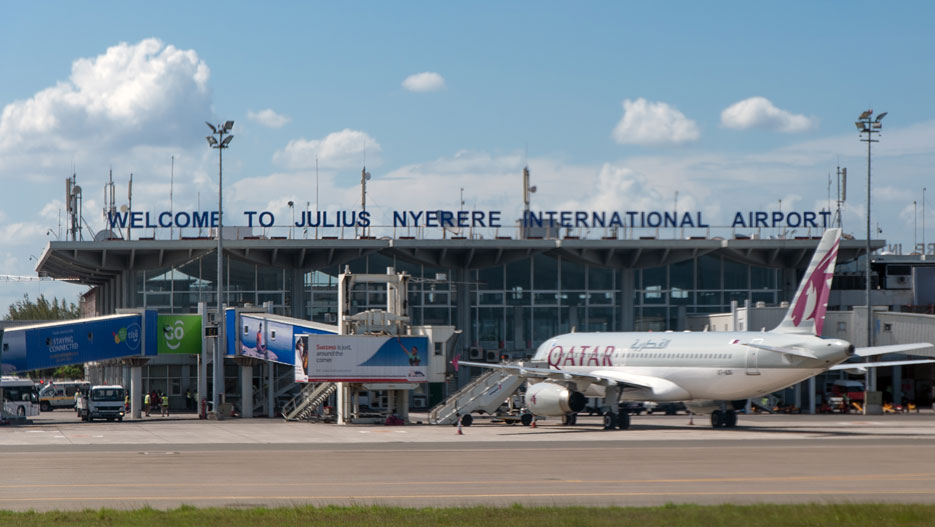Julius Nyerere International Airport