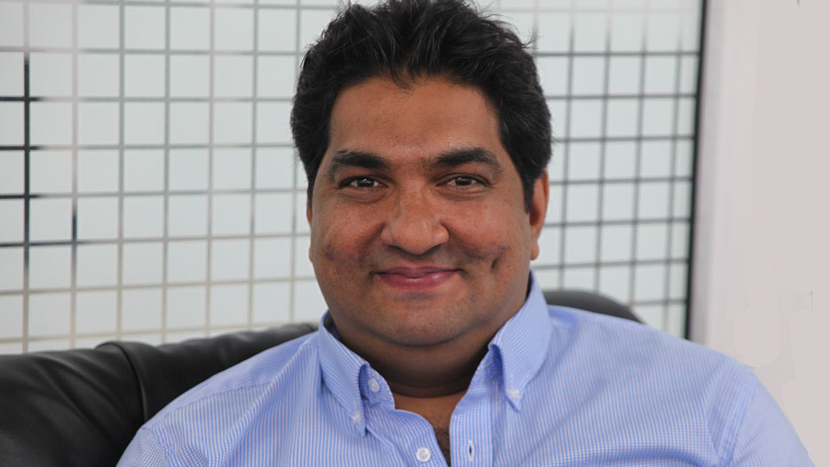 Munawer Dhirani, Managing Director of Flightlink
