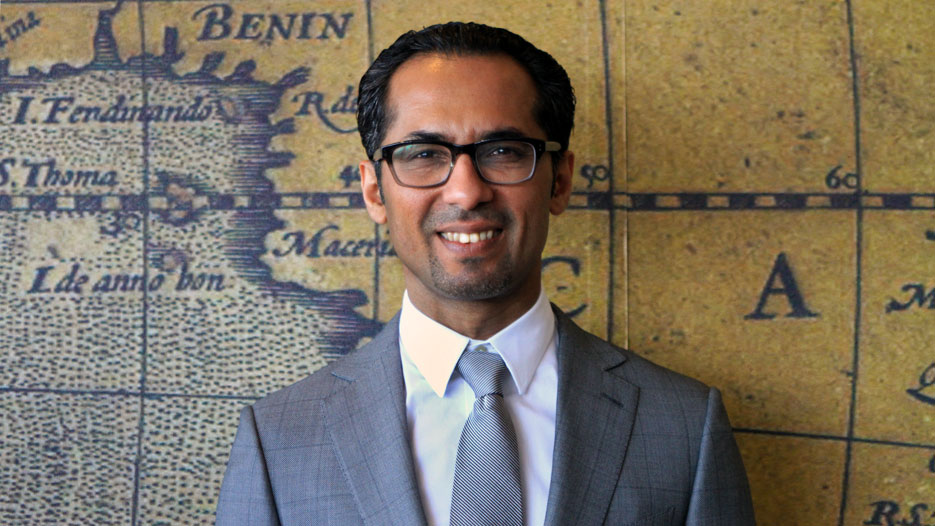 Mohammed Dewji, CEO of MeTL Group